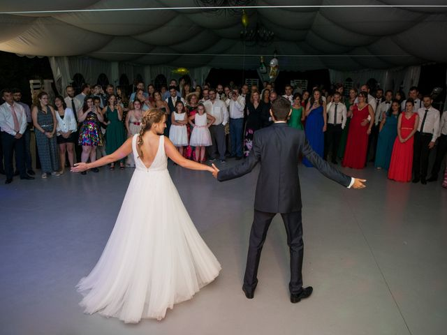 La boda de Alejandro y Marina en Hornillos De Eresma, Valladolid 26