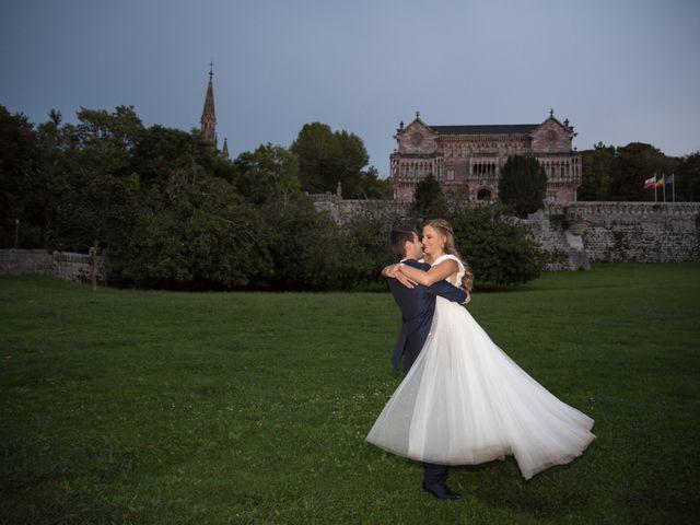 La boda de Alejandro y Marina en Hornillos De Eresma, Valladolid 32