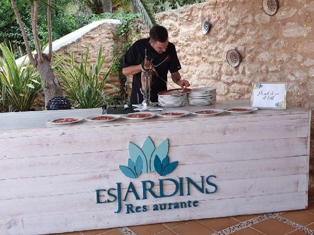 La boda de Cristian y Noemí en Santa Gertrudis De Fruitera, Islas Baleares 2