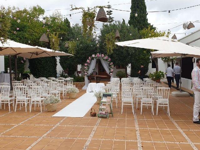 La boda de Cristian y Noemí en Santa Gertrudis De Fruitera, Islas Baleares 5