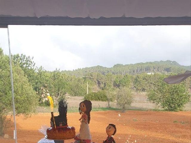 La boda de Cristian y Noemí en Santa Gertrudis De Fruitera, Islas Baleares 6