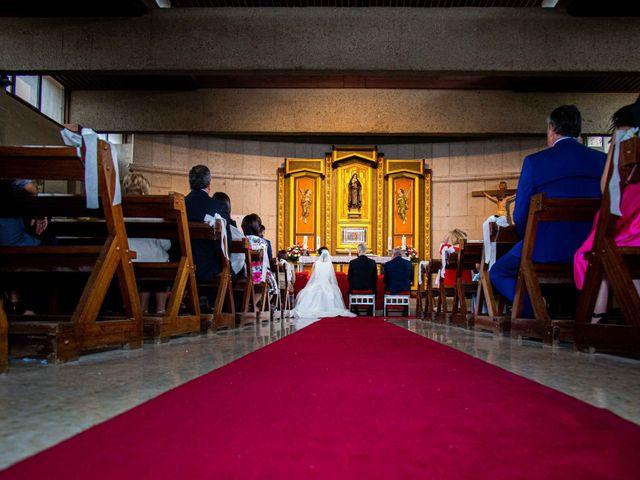 La boda de Pablo y Sheyla en Vigo, Pontevedra 24