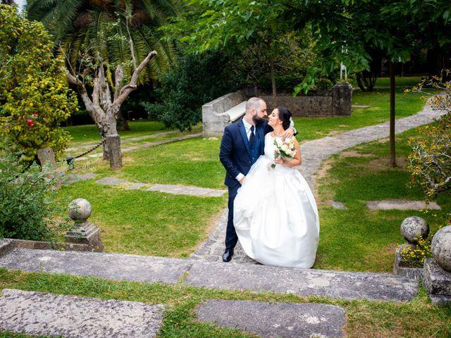 La boda de Pablo y Sheyla en Vigo, Pontevedra 37