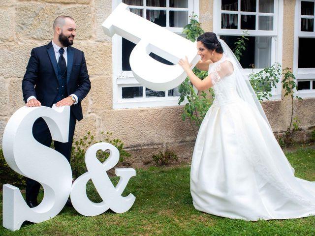 La boda de Pablo y Sheyla en Vigo, Pontevedra 39