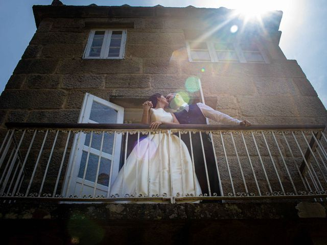 La boda de Pablo y Sheyla en Vigo, Pontevedra 41