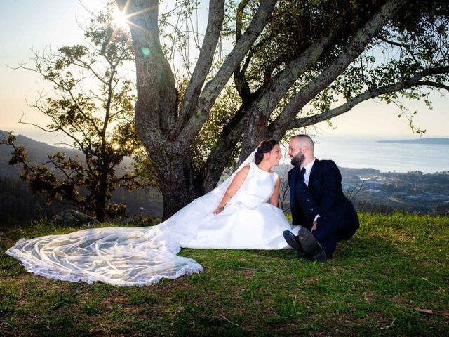 La boda de Pablo y Sheyla en Vigo, Pontevedra 2