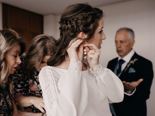 La boda de David y Alba en Burgos, Burgos 14