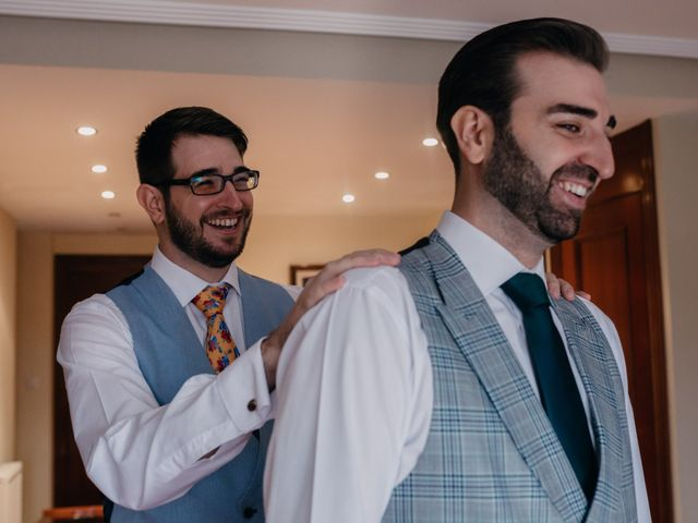 La boda de David y Alba en Burgos, Burgos 27