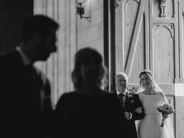 La boda de David y Alba en Burgos, Burgos 34