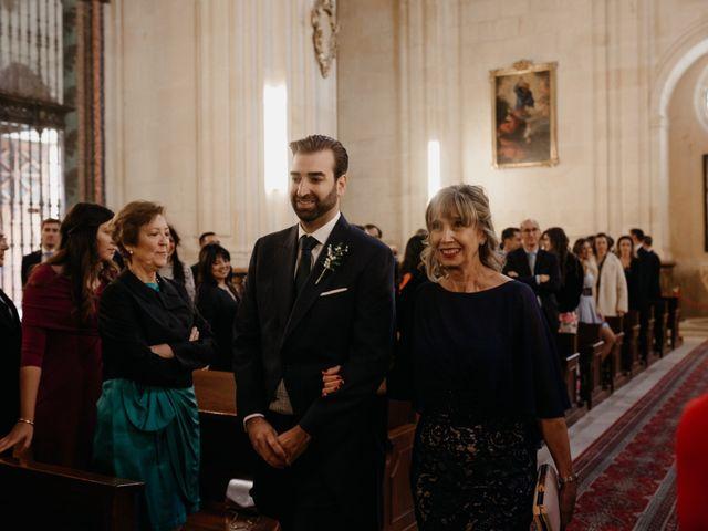 La boda de David y Alba en Burgos, Burgos 35