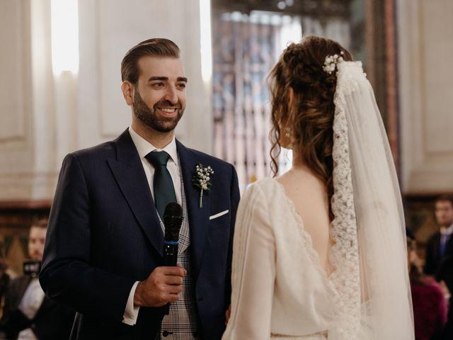 La boda de David y Alba en Burgos, Burgos 37