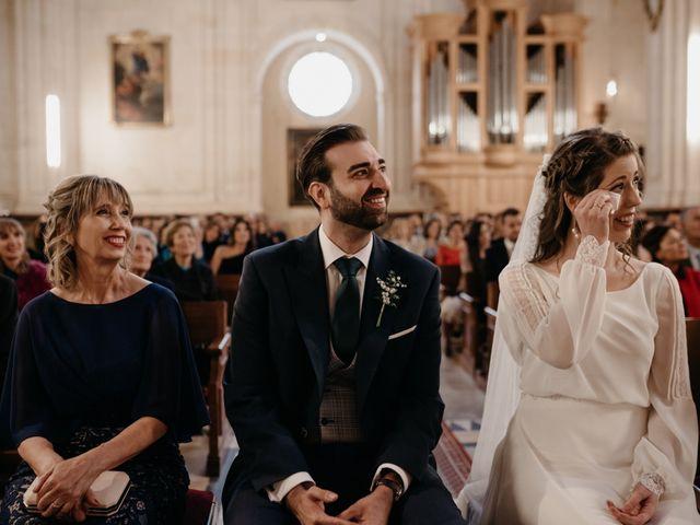 La boda de David y Alba en Burgos, Burgos 44