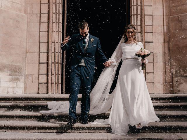 La boda de David y Alba en Burgos, Burgos 46