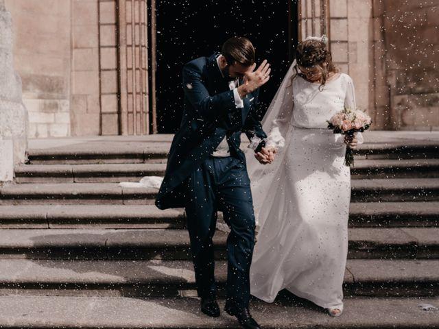 La boda de David y Alba en Burgos, Burgos 47