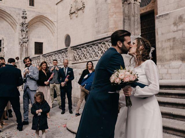 La boda de David y Alba en Burgos, Burgos 48