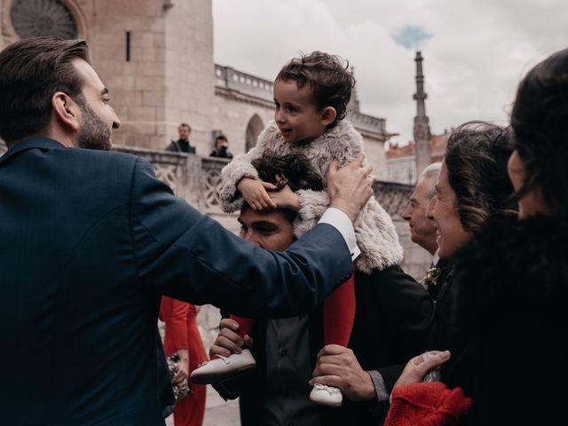 La boda de David y Alba en Burgos, Burgos 50