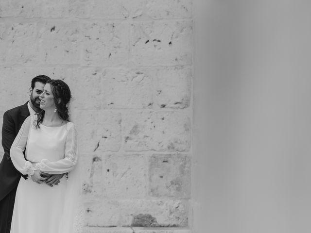 La boda de David y Alba en Burgos, Burgos 52