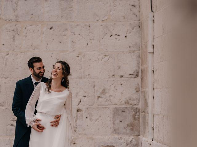 La boda de David y Alba en Burgos, Burgos 53
