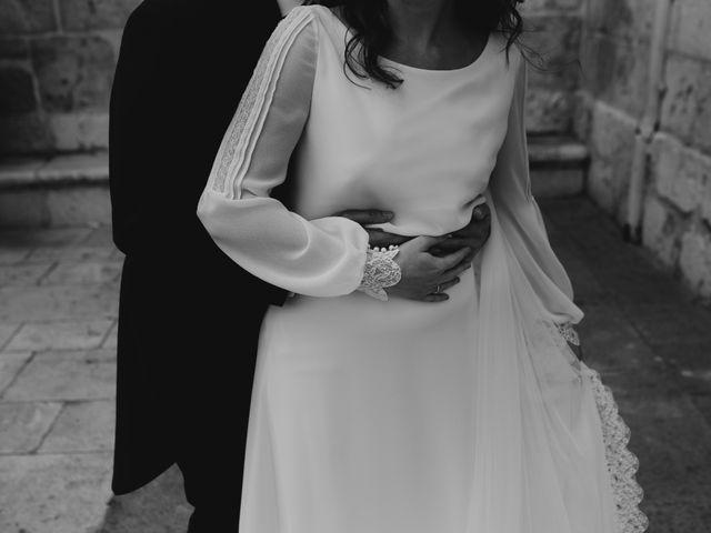 La boda de David y Alba en Burgos, Burgos 54