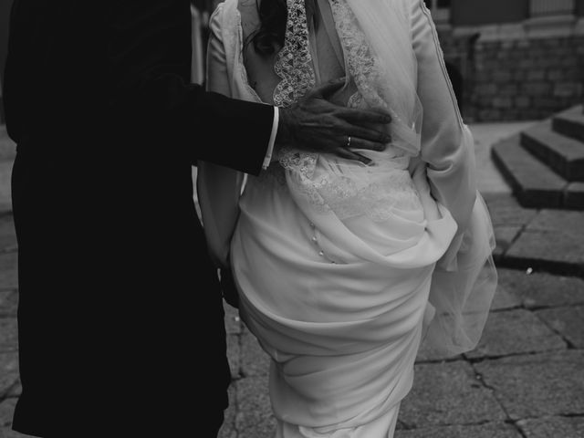 La boda de David y Alba en Burgos, Burgos 55