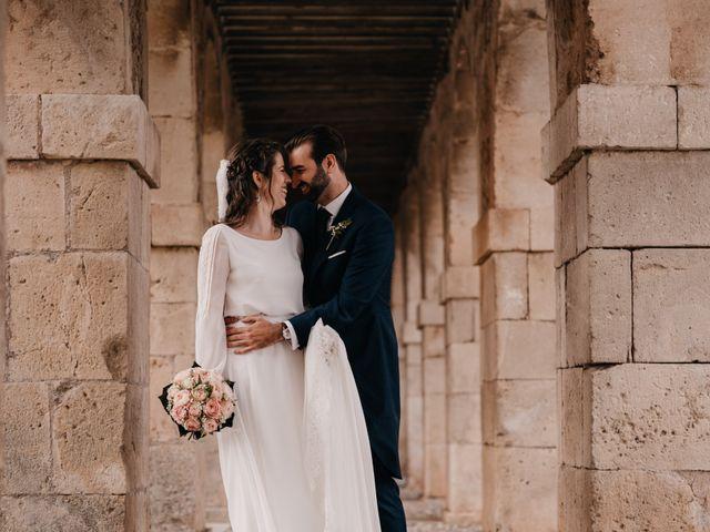 La boda de David y Alba en Burgos, Burgos 56