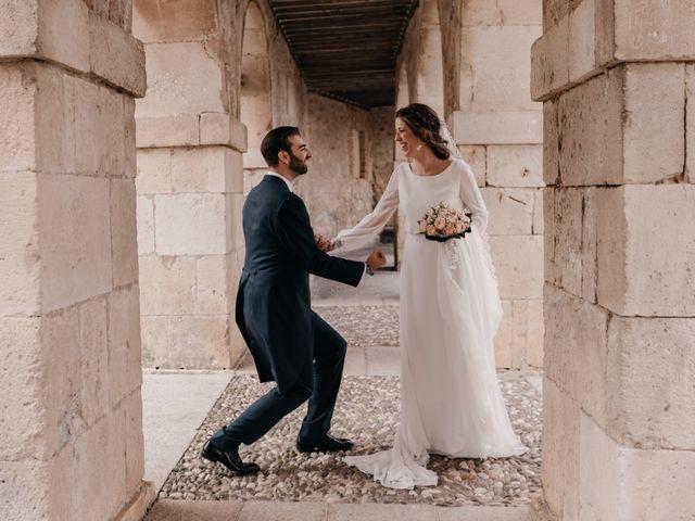 La boda de David y Alba en Burgos, Burgos 57