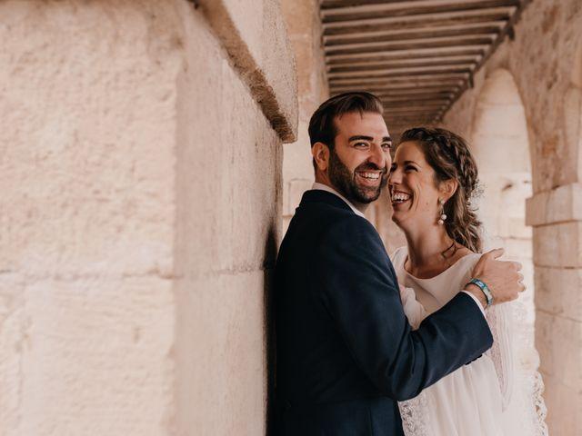 La boda de David y Alba en Burgos, Burgos 58