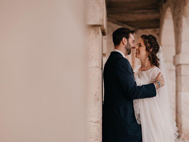 La boda de David y Alba en Burgos, Burgos 59