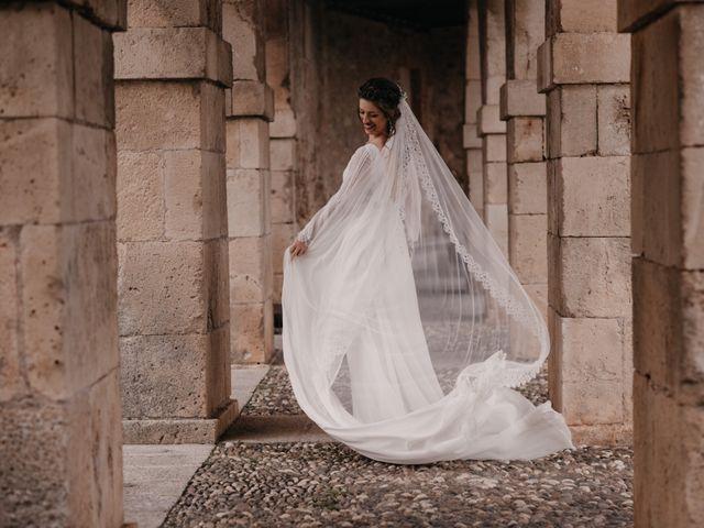 La boda de David y Alba en Burgos, Burgos 60