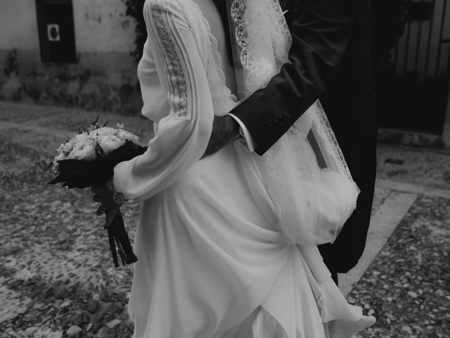 La boda de David y Alba en Burgos, Burgos 2