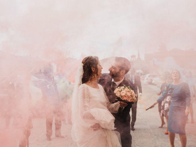 La boda de David y Alba en Burgos, Burgos 61