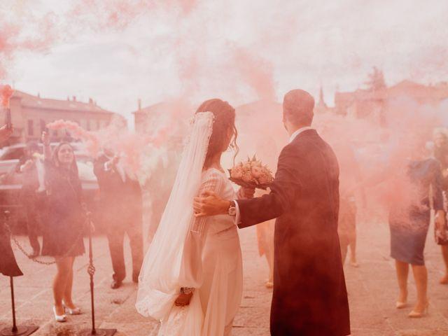 La boda de David y Alba en Burgos, Burgos 62