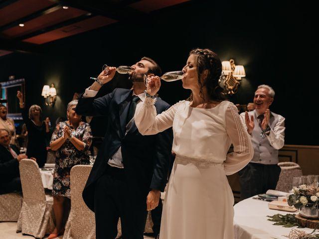 La boda de David y Alba en Burgos, Burgos 67