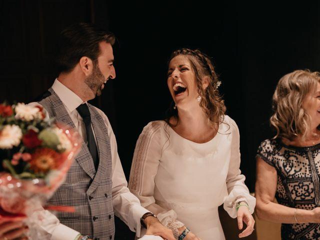 La boda de David y Alba en Burgos, Burgos 71