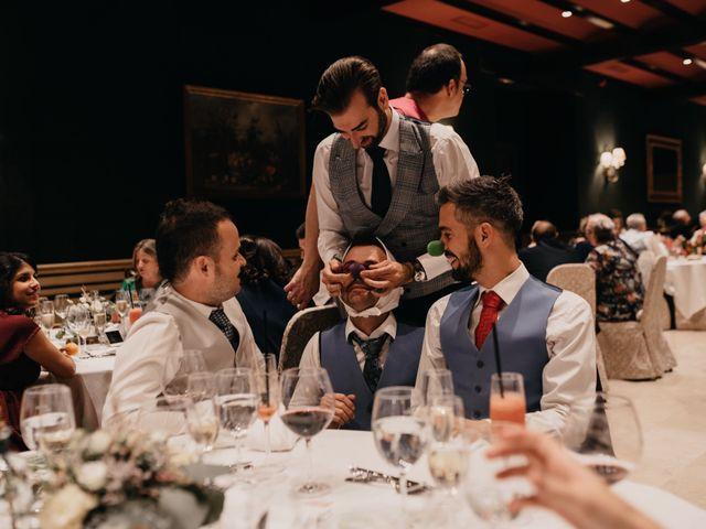 La boda de David y Alba en Burgos, Burgos 74