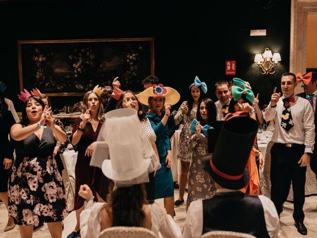La boda de David y Alba en Burgos, Burgos 76