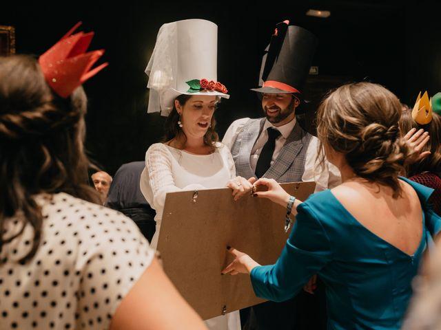 La boda de David y Alba en Burgos, Burgos 80