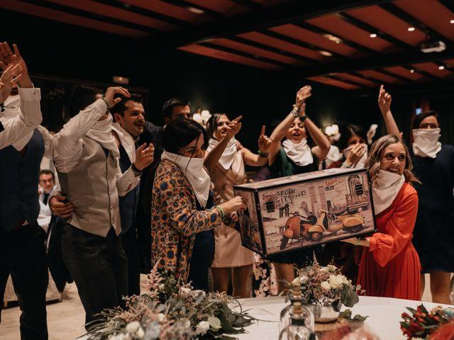 La boda de David y Alba en Burgos, Burgos 81