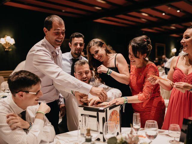 La boda de David y Alba en Burgos, Burgos 92