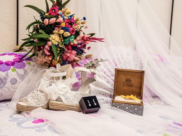 La boda de Alejandro y Esther en Alacant/alicante, Alicante 9