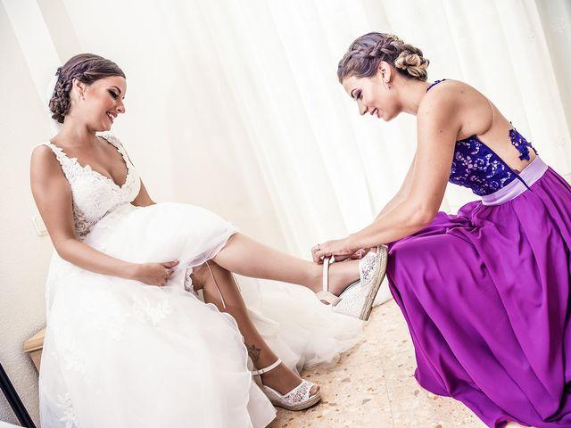 La boda de Alejandro y Esther en Alacant/alicante, Alicante 15