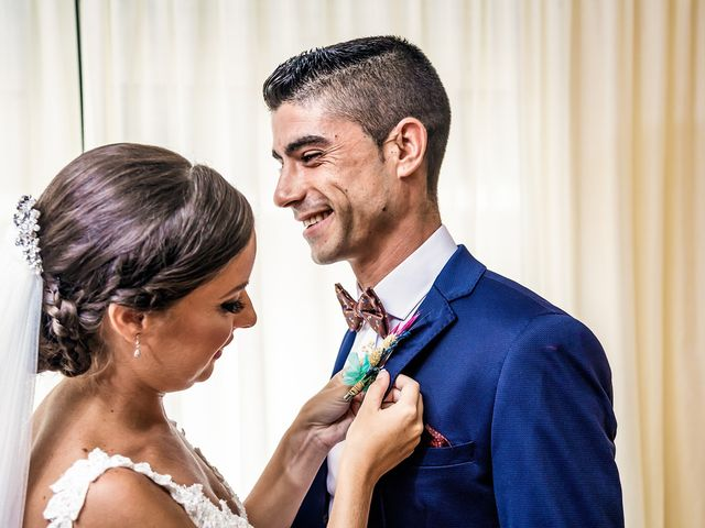 La boda de Alejandro y Esther en Alacant/alicante, Alicante 20