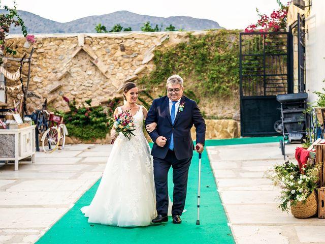 La boda de Alejandro y Esther en Alacant/alicante, Alicante 22