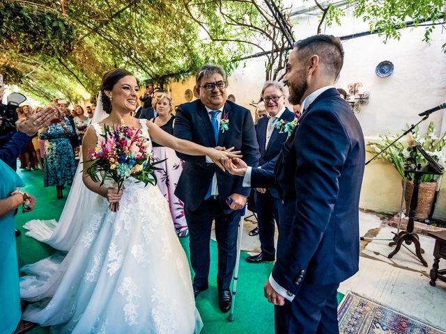 La boda de Alejandro y Esther en Alacant/alicante, Alicante 24
