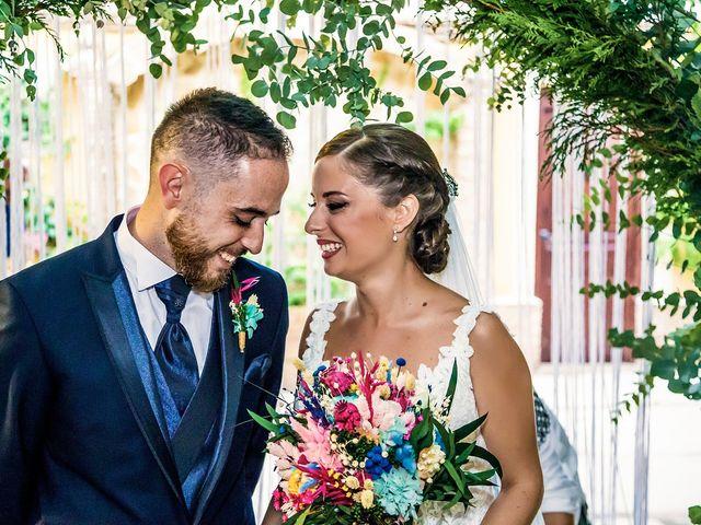 La boda de Alejandro y Esther en Alacant/alicante, Alicante 25