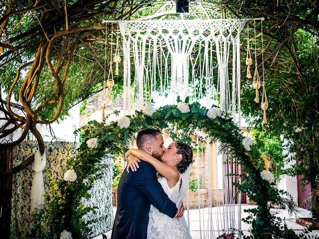 La boda de Alejandro y Esther en Alacant/alicante, Alicante 28