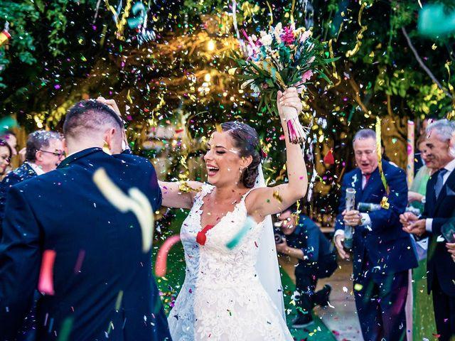 La boda de Alejandro y Esther en Alacant/alicante, Alicante 31