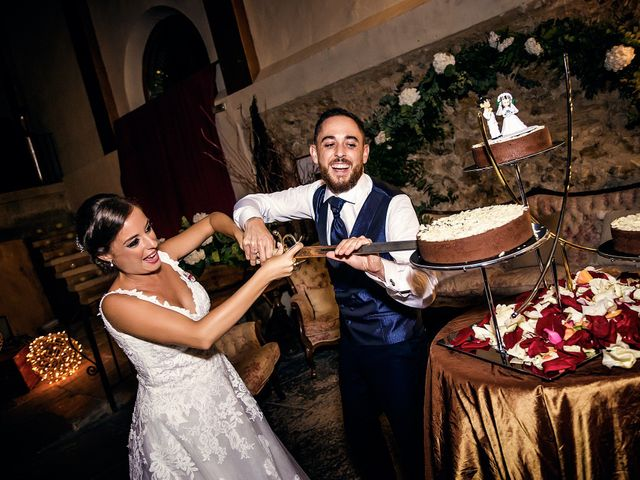 La boda de Alejandro y Esther en Alacant/alicante, Alicante 45