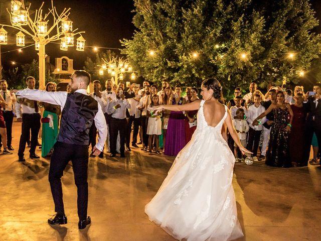 La boda de Alejandro y Esther en Alacant/alicante, Alicante 49
