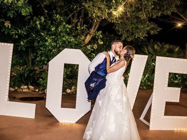 La boda de Alejandro y Esther en Alacant/alicante, Alicante 50